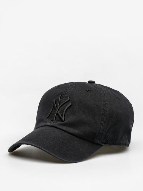 Kšiltovka  47 Brand New York Yankees ZD (all black)