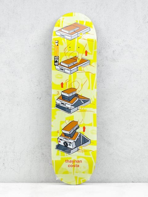 Deska Enjoi Amigo Pro R7 Thaynan (yellow)