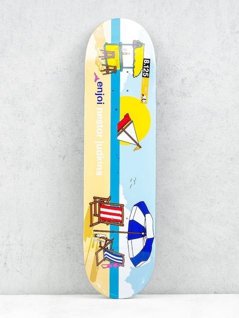 Deska Enjoi Sweet Home Pro R7 Judkins (blue/yellow)