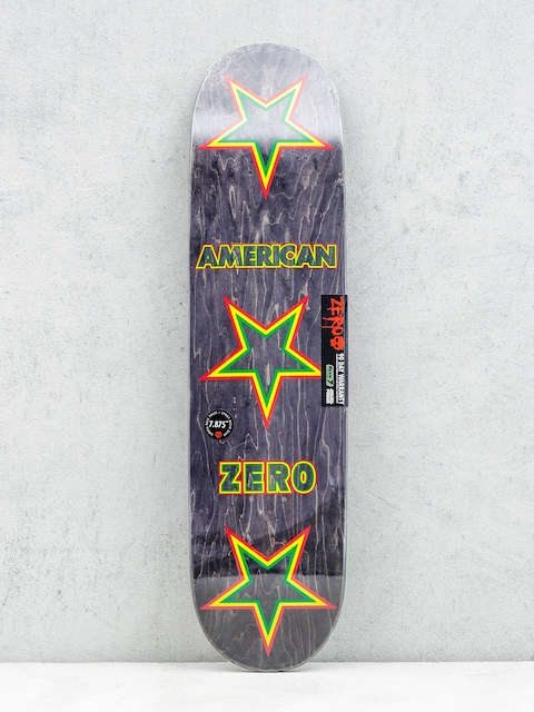 Deska Zero American R7 (rasta)