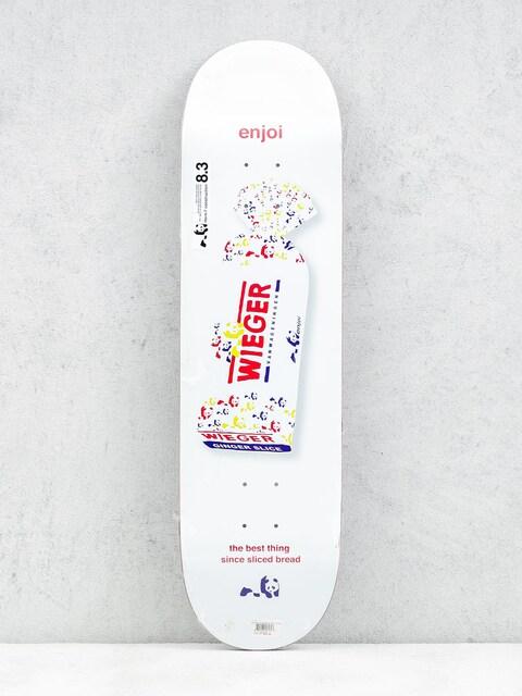 Deska Enjoi Bread R7 Wieger (white)