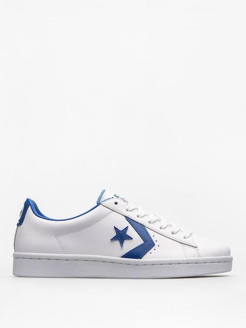 Boty Converse PL 76 Ox (white/blue jay/white)
