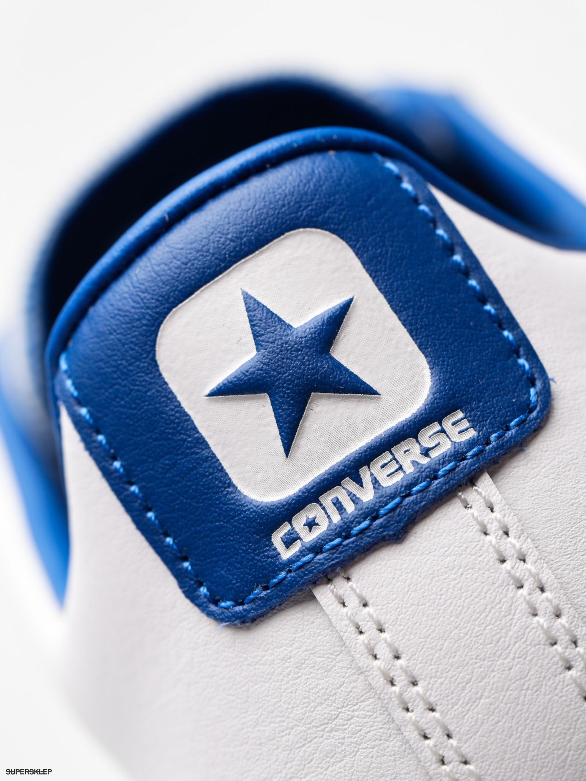Boty Converse PL 76 Ox (white blue jay white) ebfd31742e6