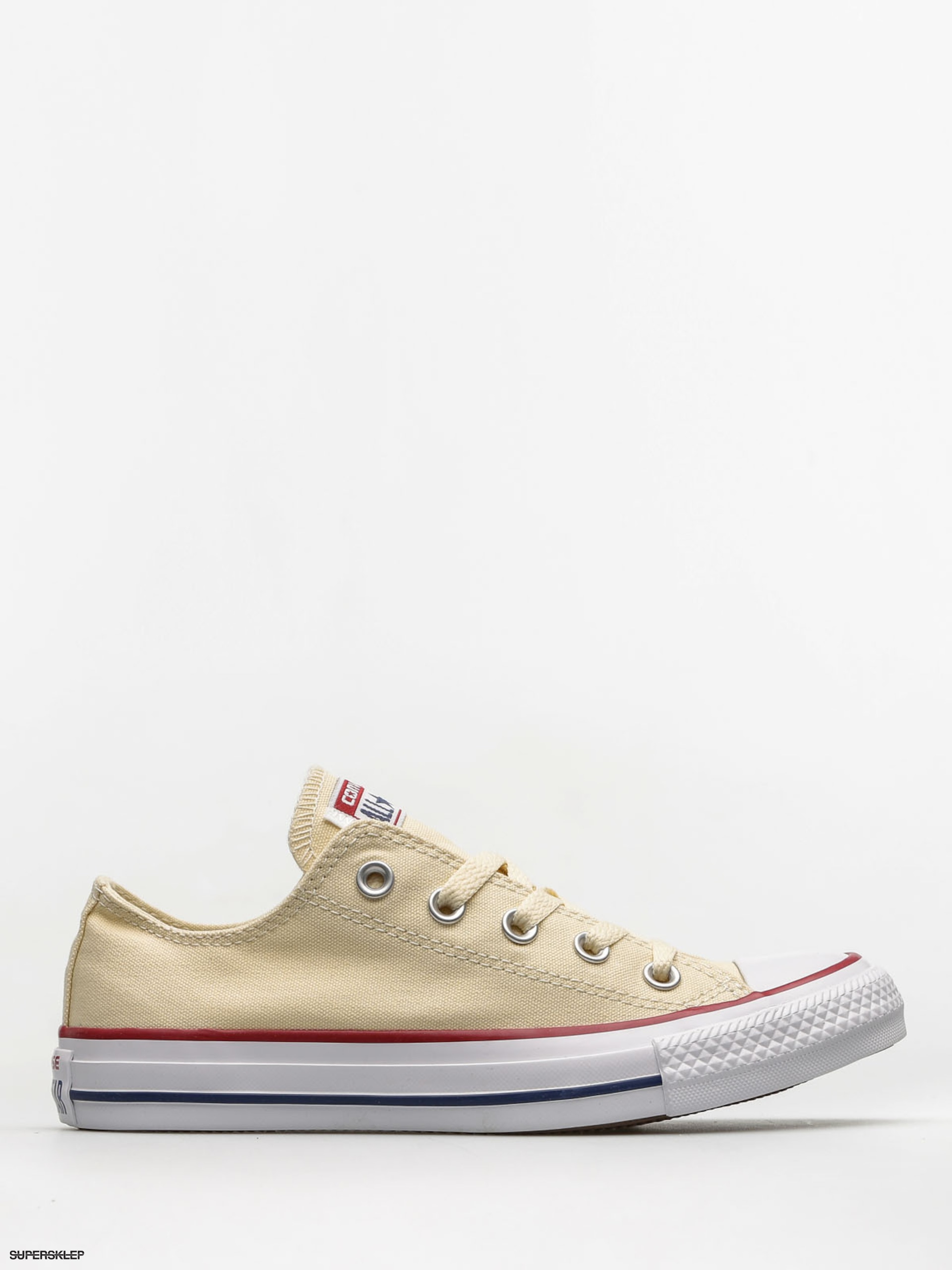 Converse Tenisky Chuck Taylor All Star OX (natural white)
