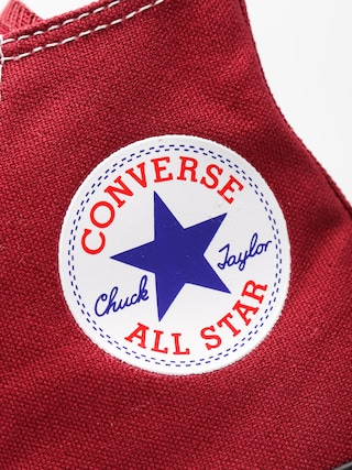 Converse Tenisky Chuck Taylor All Star Hi (maroon)