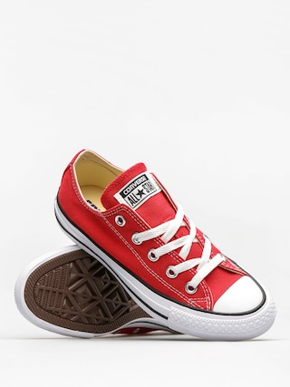 Converse Tenisky Chuck Taylor All Star OX (red)