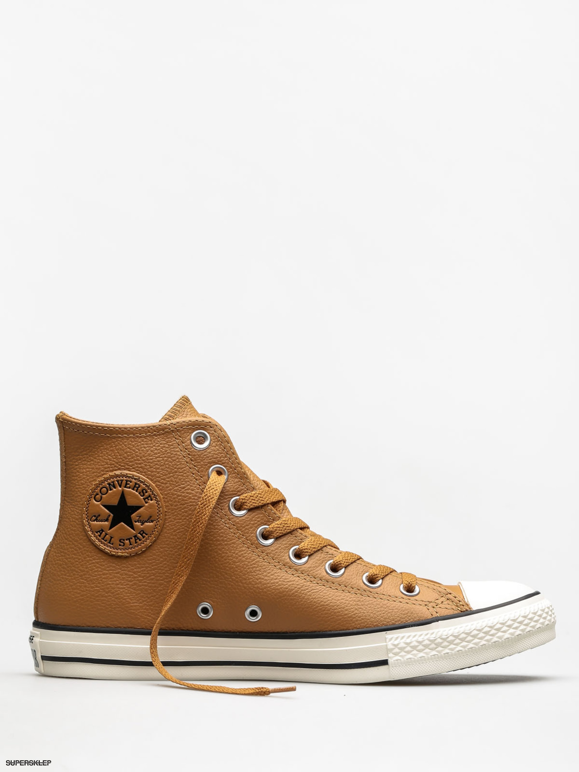 Tenisky Converse Chuck Taylor All Star Hi (raw sugar/egret/black)