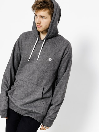 Mikina s kapucí Element Cornell HD (charcoal heather)