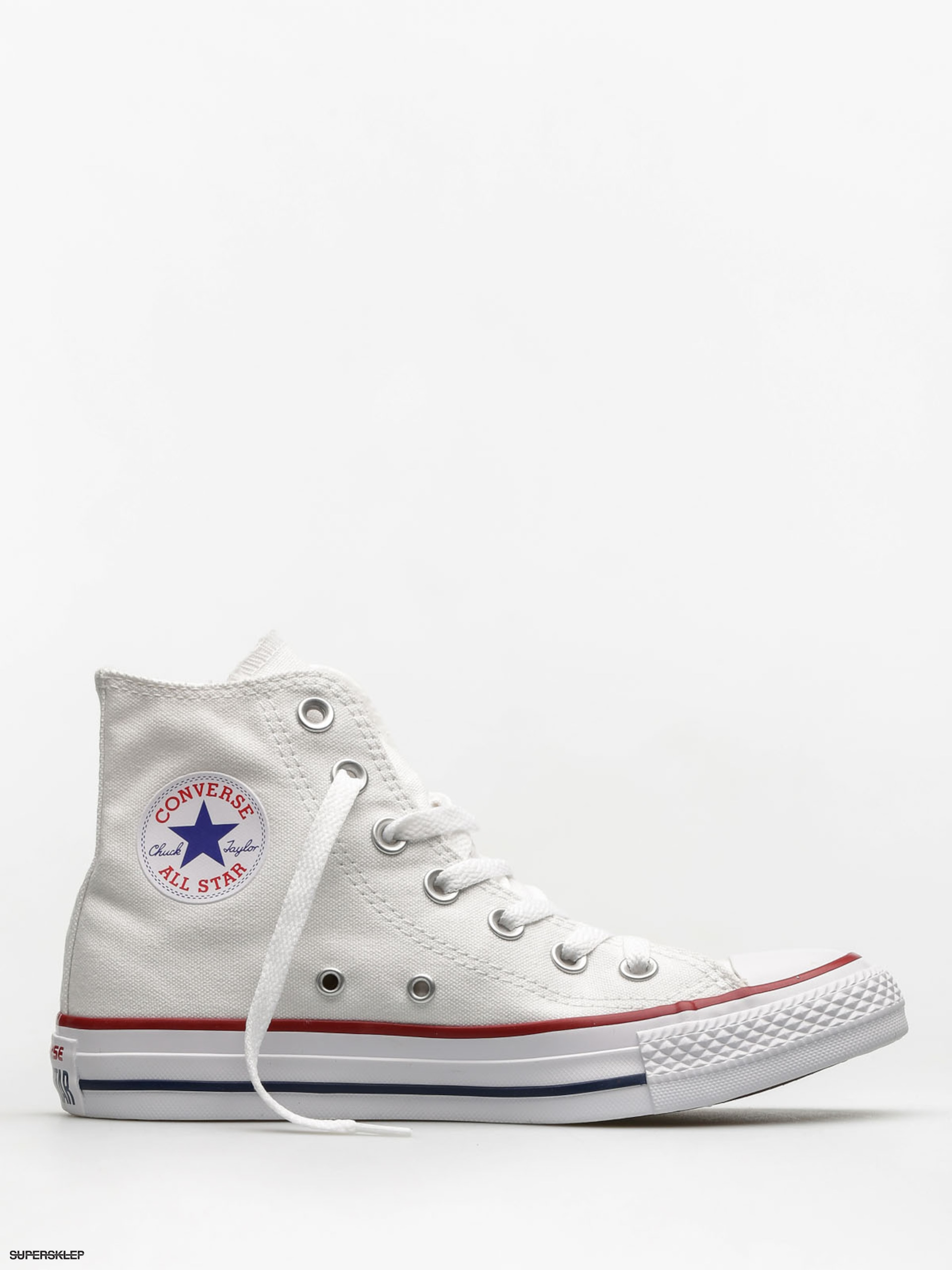 Converse Tenisky Chuck Taylor All Star Hi (optic white)