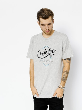 Tričko Quiksilver Classic Sea Tales (athletic heather)