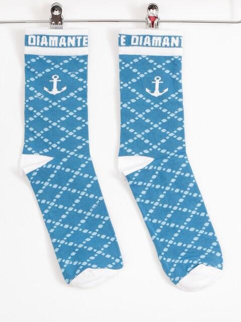 Ponožky Diamante Wear Anchor (blue)