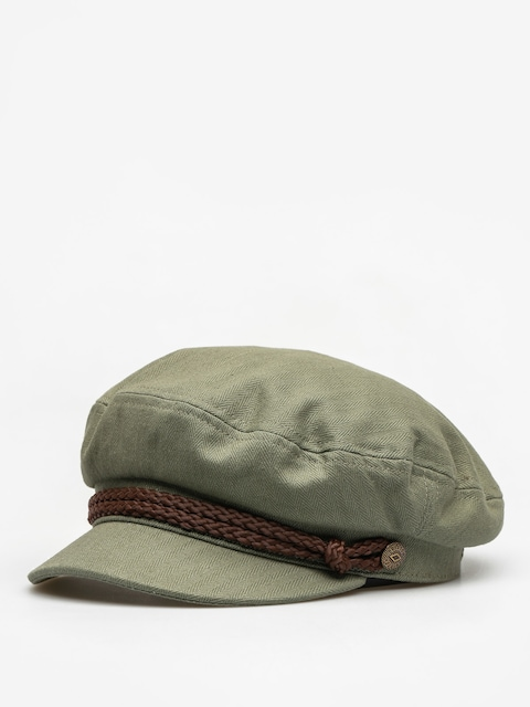 Kšiltovka  Brixton Fiddler ZD (light olive/brown)