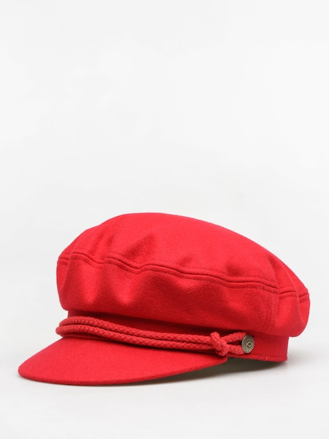 Klobouk s kšiltem Brixton Bosmanka Ashland ZD Wmn (red)
