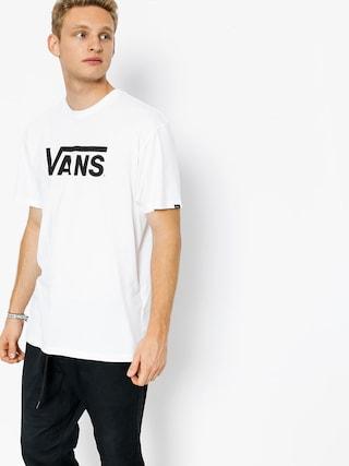 Tričko Vans Classic (white/black)
