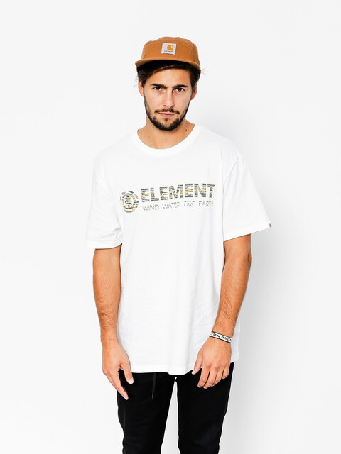 Tričko Element Plys (optic white)