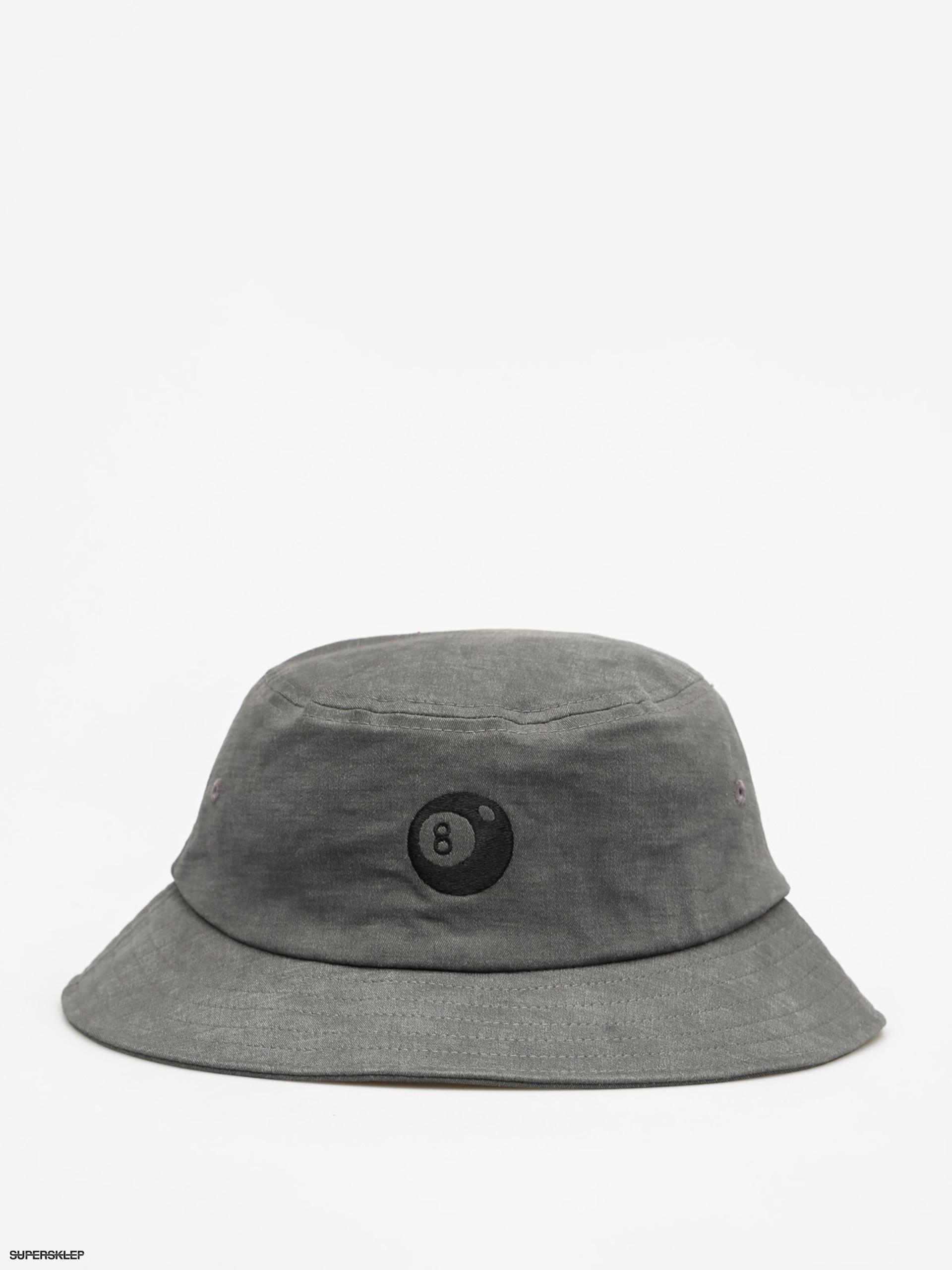 fa5c5ef225a Stussy Klobouk 8 Ball Bucket Hat (black)