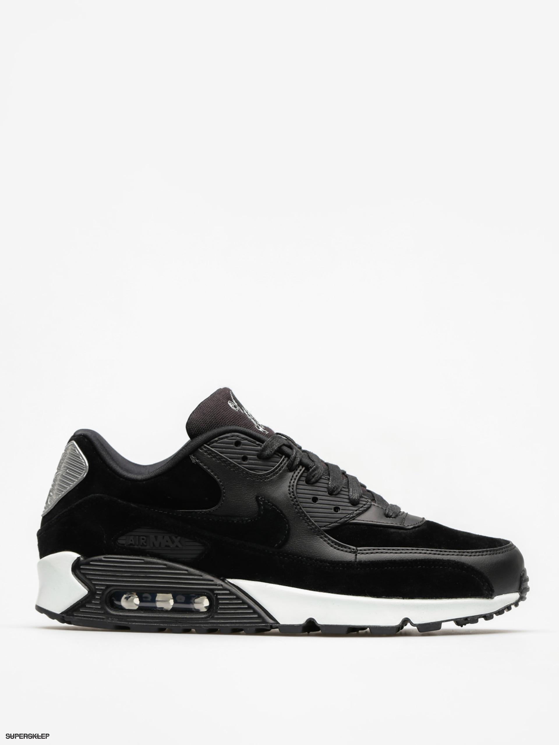 Boty Nike Air Max 90 (Premium black/black off white)