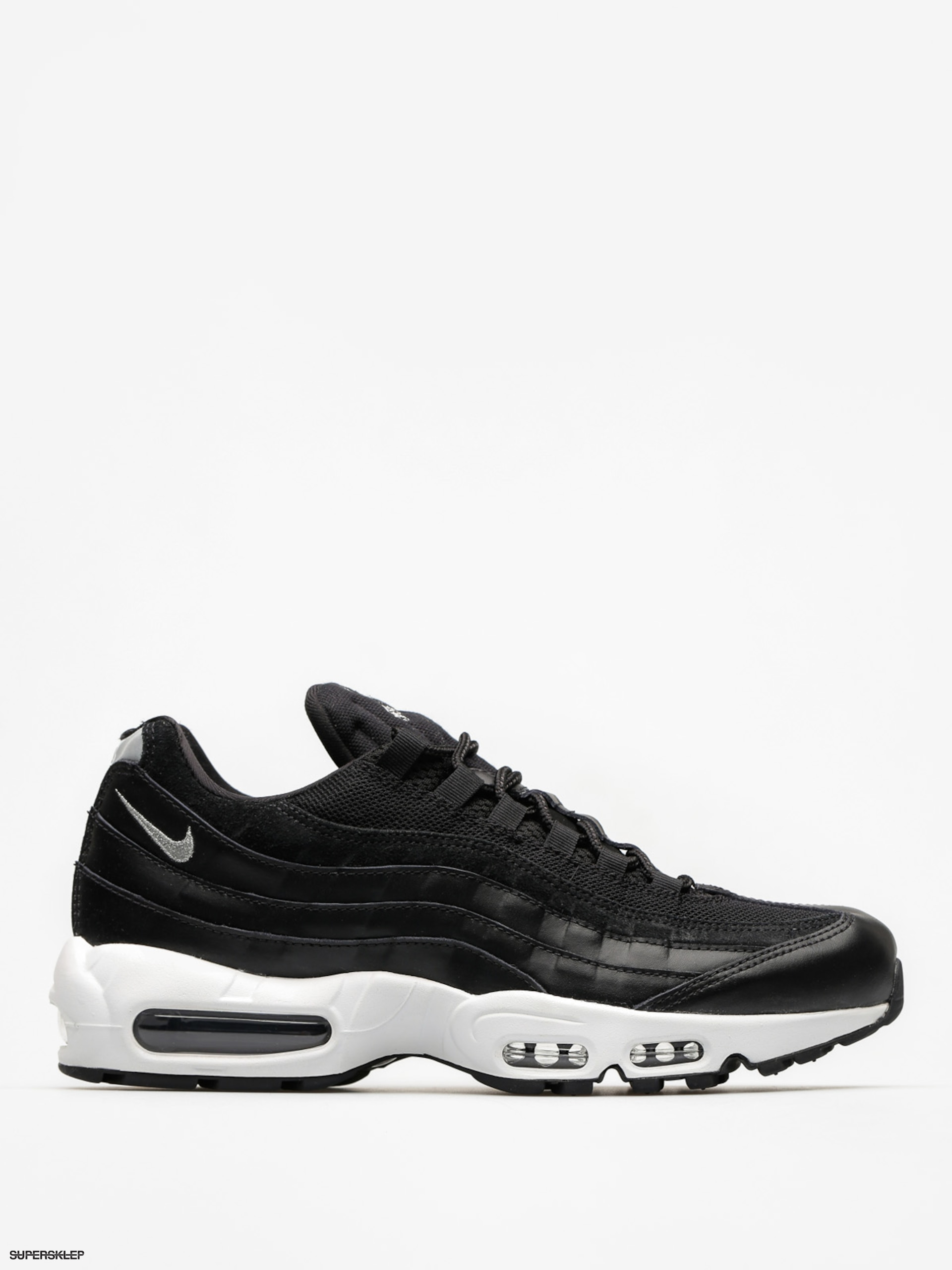 Boty Nike Air Max 95 Premium (black/chrome black off white)