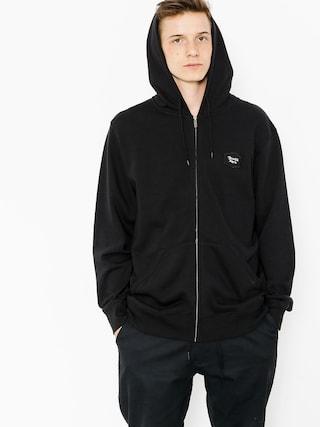 Mikina s kapucí Brixton Trig ZHD (black)