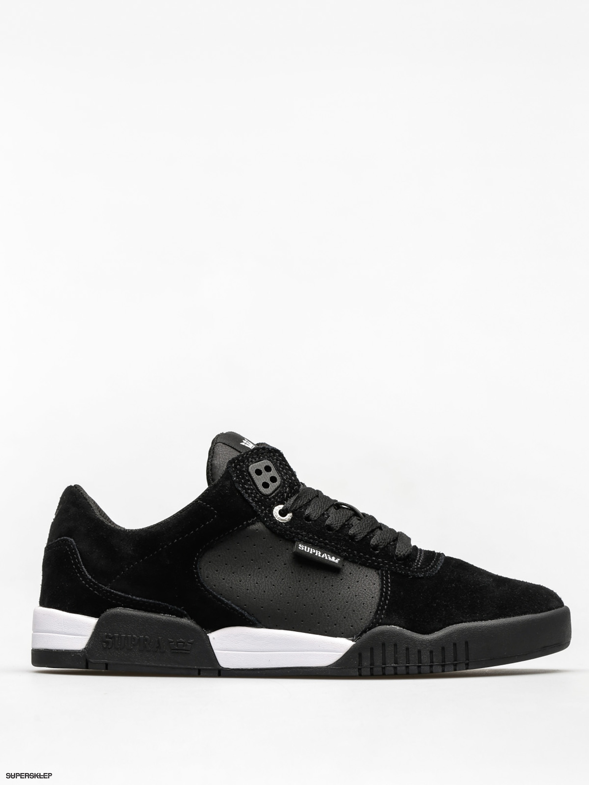 Supra Boty Ellington (black/white black)