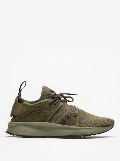 Puma Boty Tsugi Blaze Evo Knit (olive night/falcon/olive night)