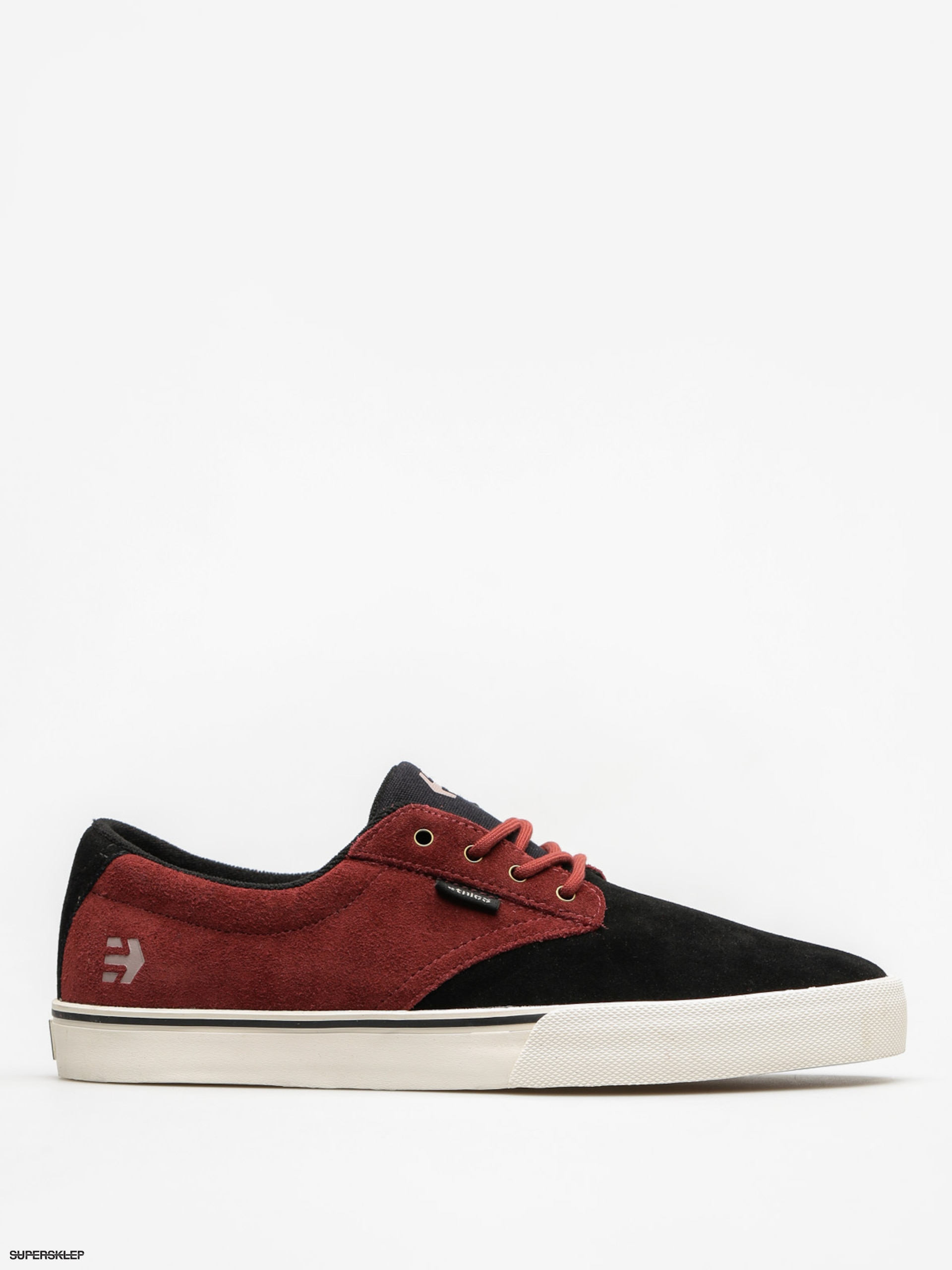 Etnies Boty Jameson Vulc (black/brown)