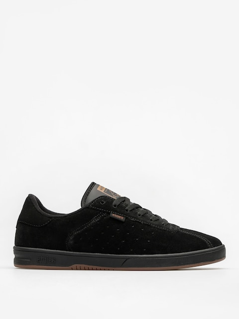 Etnies Boty The Scam (black/black/gum)