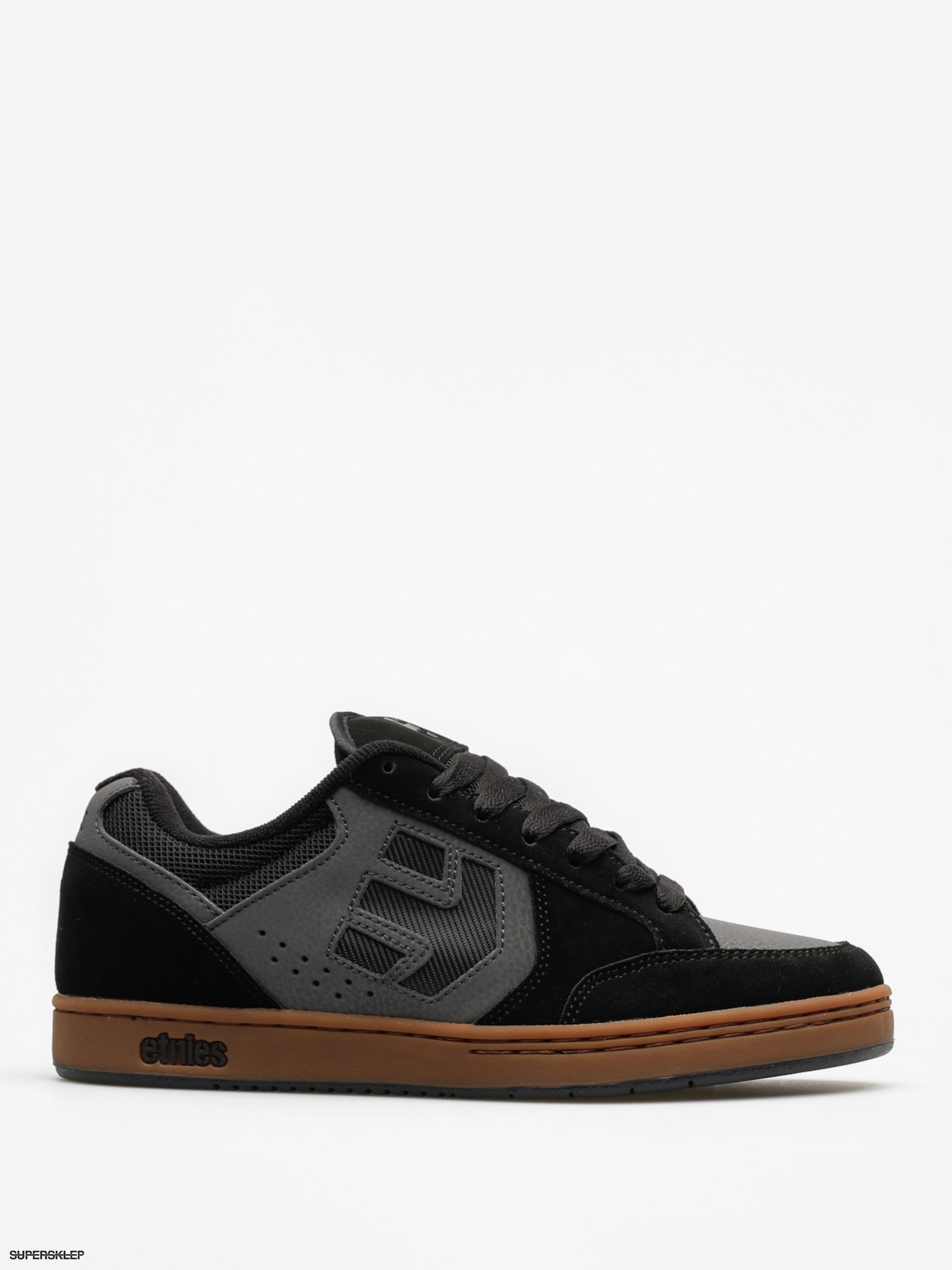 Etnies Boty Swivel (black/grey/gum)