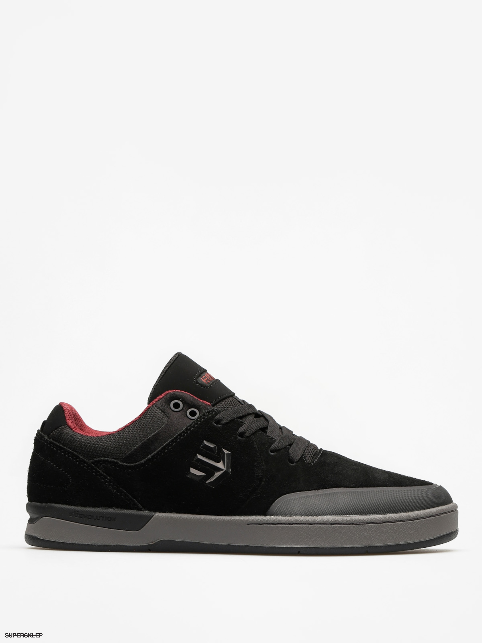 Etnies Boty Marana XT (black/grey/red)