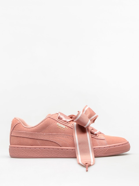 Puma Boty Suede Heart Satin II Wn S Wmn (cameo brown/cameo brown)