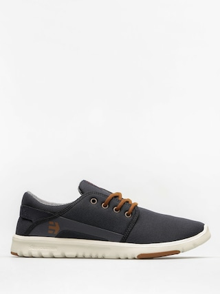 Etnies Boty Scout (navy/gold)