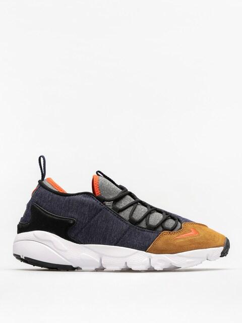Boty Nike Air Footscape Nm (obsidian/team orange anthracite)