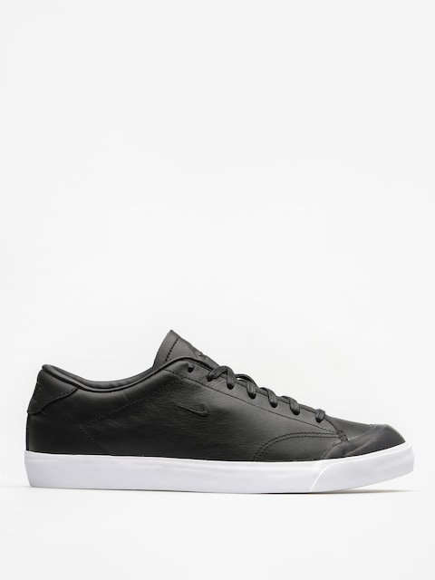 Boty Nike All Court 2 Low Leather (black/black white)