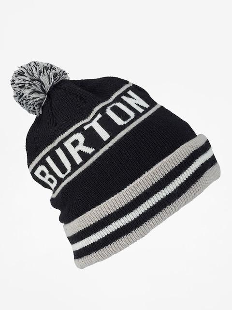Čepice Burton Trope Bnie (true black)