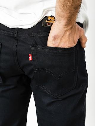 Levi's Kalhoty 511 Slim 5 Pocket (black)