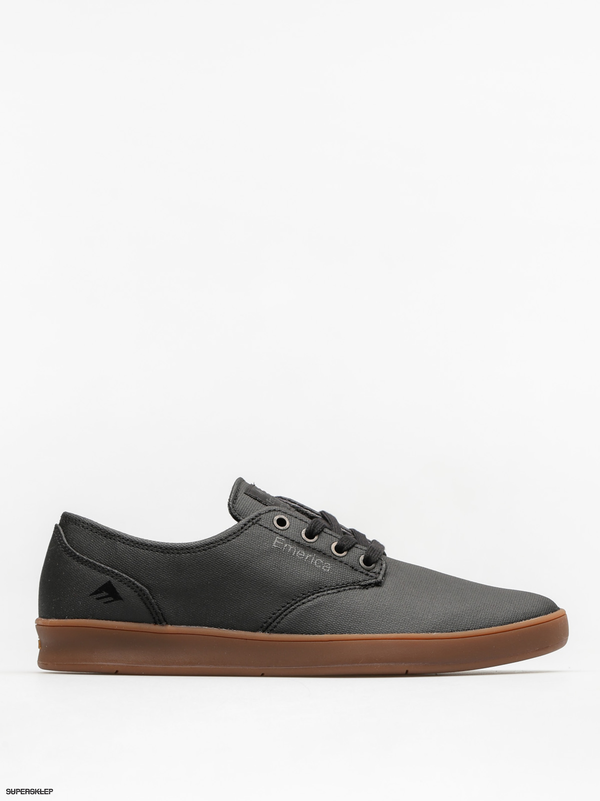 Boty Emerica The Romero Laced (black/gum/dark grey)