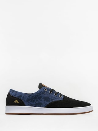 Boty Emerica The Romero Laced (black/blue)