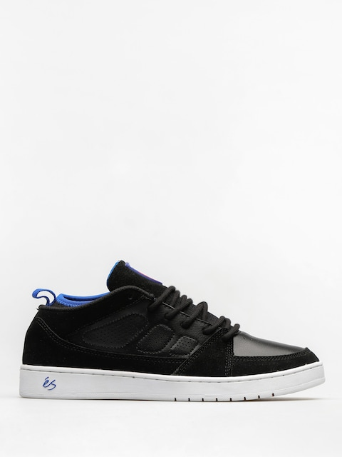 Boty Es Slb Mid (black/white/royal)