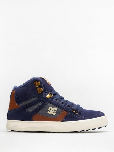 DC Zimní boty Spartan High Wc Wnt (navy)