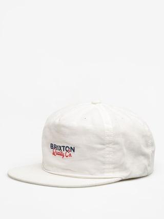Kšiltovka  Brixton Medford Hp ZD (off white)
