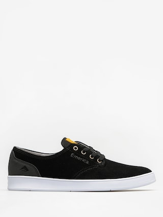 Boty Emerica The Romero Laced (black/black/white)