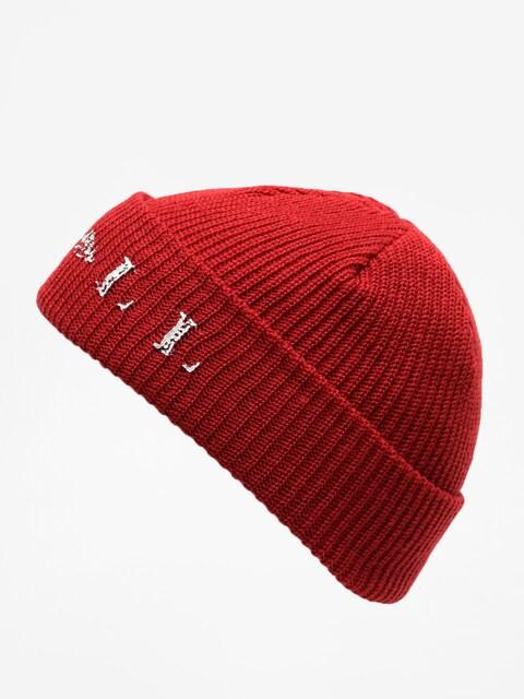 Čepice Emerica Heaven Cuff Beanie (cardinal)