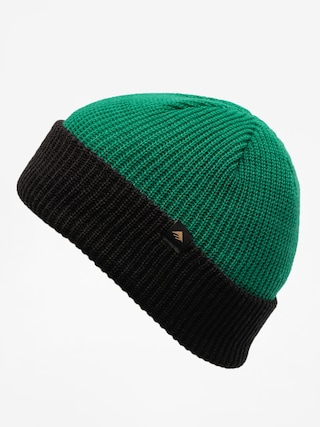 Čepice Emerica Triangle Cuff Beanie (green/black)