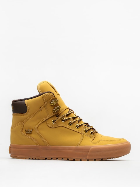 Boty Supra Vaider Cw (amber gold light gum)