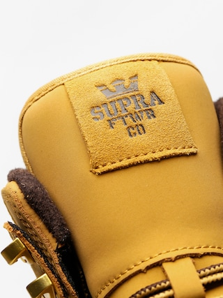 Boty Supra Vaider Cw (amber gold light gum)