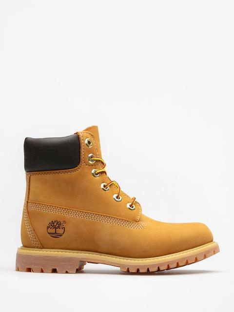 Zimní boty Timberland 6 In Premium Wmn (wheat nb yell)