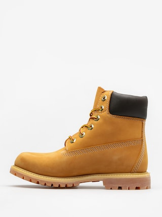 Zimní boty Timberland 6 In Premium Wmn (wheat nb yell)