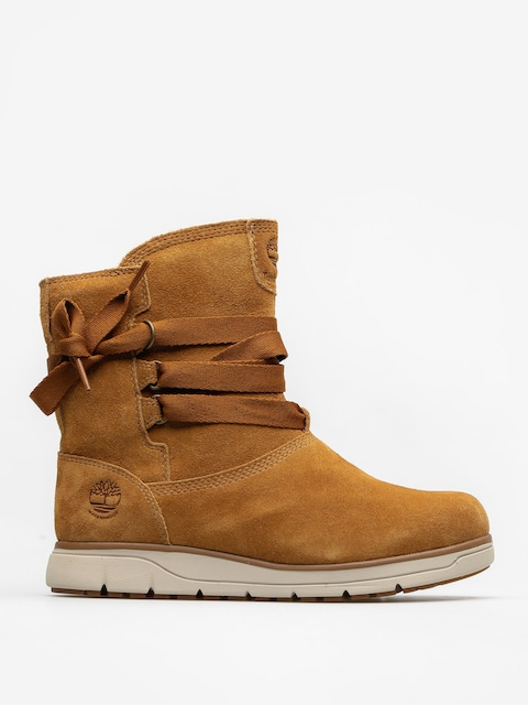 Timberland Zimní boty Leighland Pull On Wmn (trapper tan)