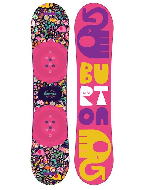 Dětský snowboard Burton Chicklet (multi)
