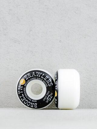 Koleu010dka Mob Skateboards Brooklyn Brawler (white/black/orange)